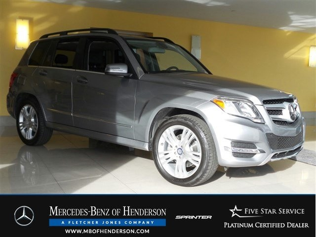 Certified Pre-Owned 2013 Mercedes-Benz GLK GLK350 4MATIC All Wheel Drive SUV