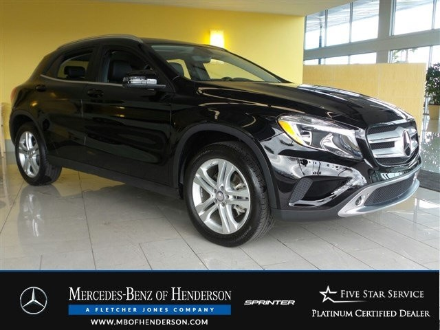 Certified Pre-Owned 2015 Mercedes-Benz GLA GLA250 4MATIC All Wheel Drive SUV