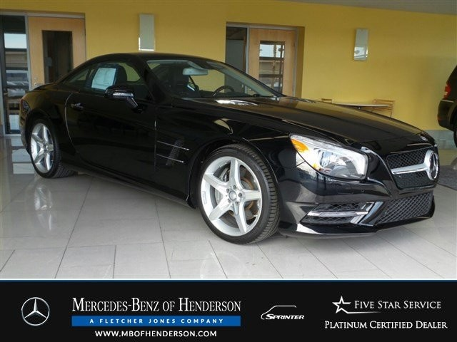 Certified Pre-Owned 2013 Mercedes-Benz SL-Class SL550 Rear Wheel Drive Coupe