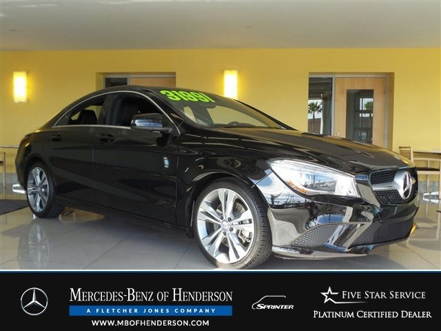 Certified Used Mercedes-Benz CLA CLA250